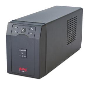 Εικόνα της APC Smart UPS SC420I 420VA Line Interactive