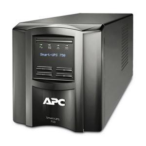 Εικόνα της APC Smart UPS SMT750I LCD 750VA Line Interactive