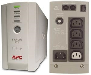 Εικόνα της APC Back UPS BK350EI CS 350VA Stand By