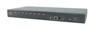 Εικόνα της APC 8 Port Multi-Platform Analog KVM AP5201