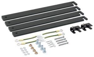 Εικόνα της APC Cable Ladder Attachment Kit, Power Cable Troughs AR8166ABLK