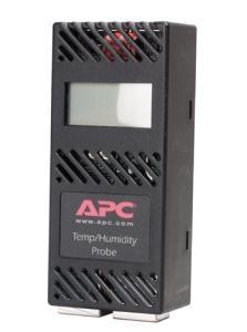 Εικόνα της APC Temperature & Humidity Sensor with Display AP9520TH