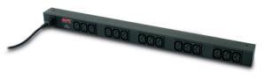 Εικόνα της APC Rack PDU, Basic AP9568, Zero U,10A,230V, (15)C13