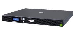 Εικόνα της CYBERPOWER UPS OR1000ELCDRM1U Line Interactive LCD Rackmount 1000VA