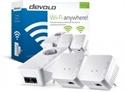 Εικόνα της DEVOLO 9645 DLAN 550 WIFI NETWORK KIT POWERLINE