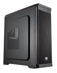 Εικόνα της CC-COUGAR Case MX330-X Middle ATX BLACK USB 3.0