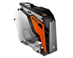 Εικόνα της CC-COUGAR Case Conquer Middle ATX Black USB 3.0