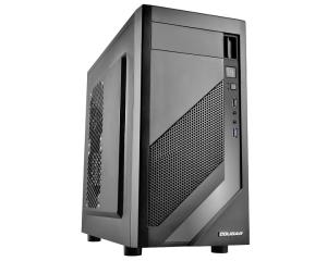 Εικόνα της CC-COUGAR Case MG110  Mini ATX Black USB 3.0
