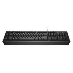Εικόνα της DELL Alienware Advanced Keyboard: AW568 US - International QWERTY