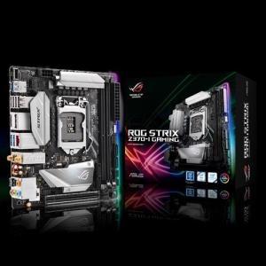 Εικόνα της ASUS MOTHERBOARD ROG STRIX Z370-I GAMING, 1151,Mini ITX
