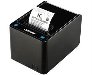 Εικόνα της Custom POS Printer K3 WIFI/ETHERNET/USB/RS232