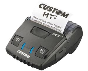 Εικόνα της Custom Mobile Printer MyPrinter3A Bluetooth