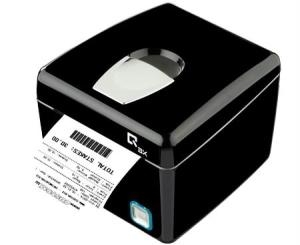 Εικόνα της Custom POS Printer Q3X WIFI/USB/RS232 Black