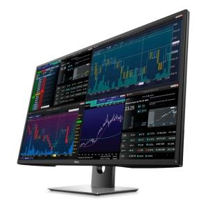 Εικόνα της DELL Monitor P4317Q 43'' IPS, UHD 4K, HDMI, DisplayPort, Speakers, 3YearsW