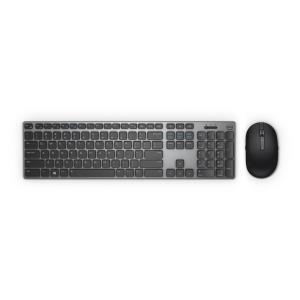 Εικόνα της DELL Keyboard & Mouse KM717 US/Intrnational Wireless