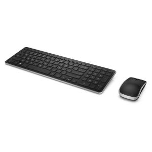 Εικόνα της DELL Keyboard & Mouse KM714 US/Intel Wireless, Black