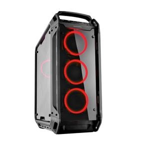 Εικόνα της CC-COUGAR Case PANZER EVO Full Tower E-ATX BLACK Tempered Glass USB 3.0