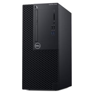 Εικόνα της DELL PC Optiplex 3060 MT/i5-8500/4GB/1TB HDD/UHD Graphics 630/DVD-RW/Win 10 Pro/5Y NBD