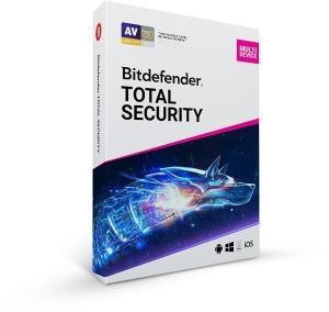 Εικόνα της BITDEFENDER TOTAL SECURITY MULTI DEVICE 10 DEVICES 1 Year