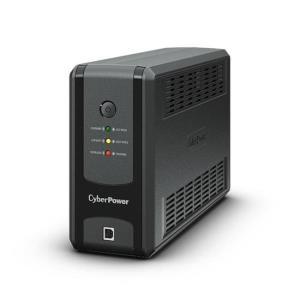 Εικόνα της CYBERPOWER UPS UT650EG Line Interactive LCD 650VA Schuko