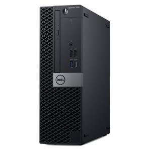 Εικόνα της DELL PC Optiplex 7060 SFF/i5-8500/8GB/256GB SSD/UHD Graphics 630/DVD-RW/Win 10 Pro/5Y NBD