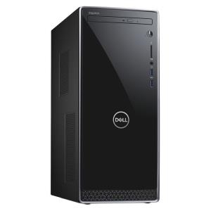 Εικόνα της DELL PC Inspiron 3670 MT/i7-8700/8GB/1TB + 128GB SSD/NVIDIA GeForce GTX 1050Ti 4GB/DVD-RW/WiFi/Win 10 Pro/4Y NBD