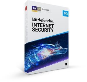 Εικόνα της BITDEFENDER INTERNET SECURITY 1PC 1 Mobile Security 1 Year