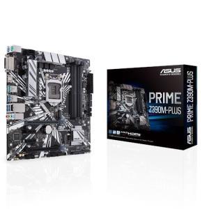 Εικόνα της ASUS MOTHERBOARD Z390M-PLUS, 1151, DDR4, MATX