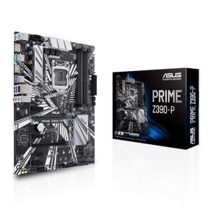 Εικόνα της ASUS MOTHERBOARD PRIME Z390-P, 1151, DDR4, ATX