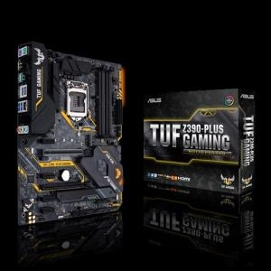 Εικόνα της ASUS MOTHERBOARD TUF Z390-PLUS GAMING, 1151, DDR4, ATX