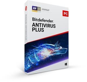 Εικόνα της BITDEFENDER ANTIVIRUS PLUS 3 PC 1 Mobile Security 1 Year