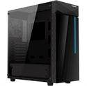 Εικόνα της GIGABYTE Case C200W GLASS  Middle ATX Black USB 3.0