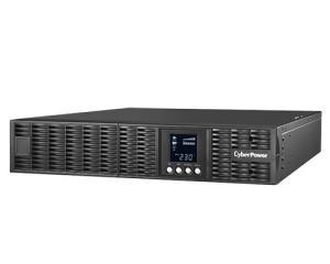 Εικόνα της CYBERPOWER UPS OLS1000ERT2U Online LCD Rackmount 1000VA