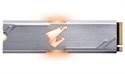 Εικόνα της GIGABYTE SSD M.2 AORUS RGB, 512GB, PCIe, NVMe, AES 256