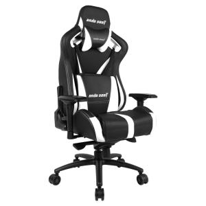 Εικόνα της ANDA SEAT Gaming Chair AD12XL V2 Black-White
