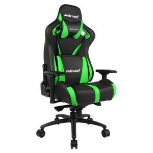 Εικόνα της ANDA SEAT Gaming Chair AD12XL V2 Black-Green