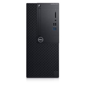 Εικόνα της DELL PC OptiPlex 3070 MT/i3-9100/4GB/1TB HDD/UHD Graphics 630/DVD-RW/Win 10 Pro/5Y NBD