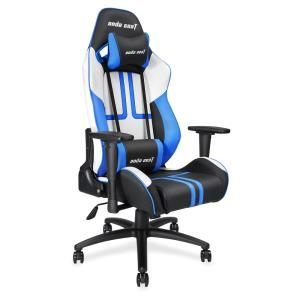 Εικόνα της ANDA SEAT Gaming Chair VIPER Black - White - Blue