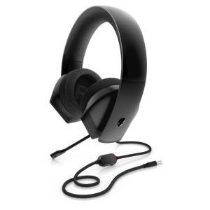 Εικόνα της DELL Alienware Stereo Headset Gaming - AW310H - Dark Side of the Moon