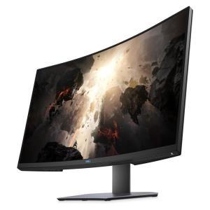 Εικόνα της DELL Monitor S3220DGF 31.5'' Gaming LED, QHD 165Hz Curved HDR, DP, HDMI, Height Adjustable, AMD FreeSync, 3YearsW