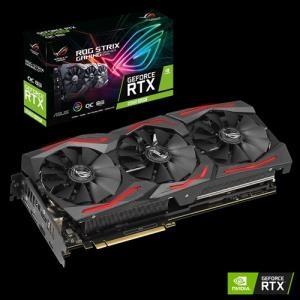 Εικόνα της ASUS VGA RTX2060 SUPER ROG-STRIX-RTX2060S-O8G-GAMING,8192MB