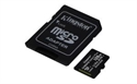 Εικόνα της KINGSTON Memory Card MicroSD Canvas Select Plus SDCS2/128GB, Class 10, SD Adapter