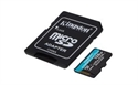 Εικόνα της KINGSTON Memory Card MicroSD Canvas Go! Plus SDCG3/128GB, Class 10, SD Adapter