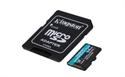 Εικόνα της KINGSTON Memory Card MicroSD Canvas Go! Plus SDCG3/64GB, Class 10, SD Adapter