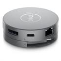 Εικόνα της DELL Adapter DA310 USB-C Display and Power pass-through(90W) to HDMI/Display Port/VGA/Ethernet/USB-C/2xUSB-A